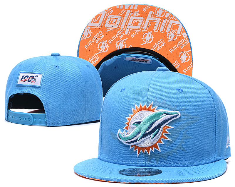2020 NFL Miami Dolphins hat 3