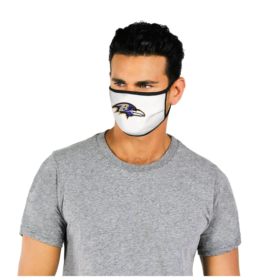 Fanatics Branded Baltimore Ravens Dust mask with filter