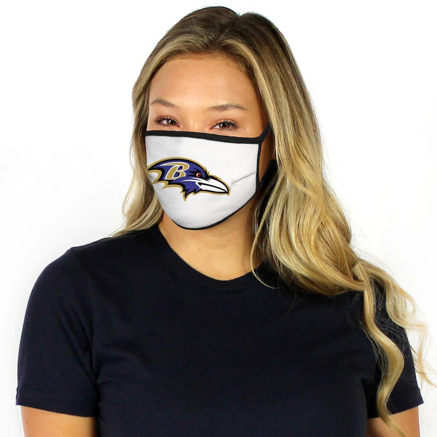 Fanatics Branded Baltimore Ravens Dust mask with filter3