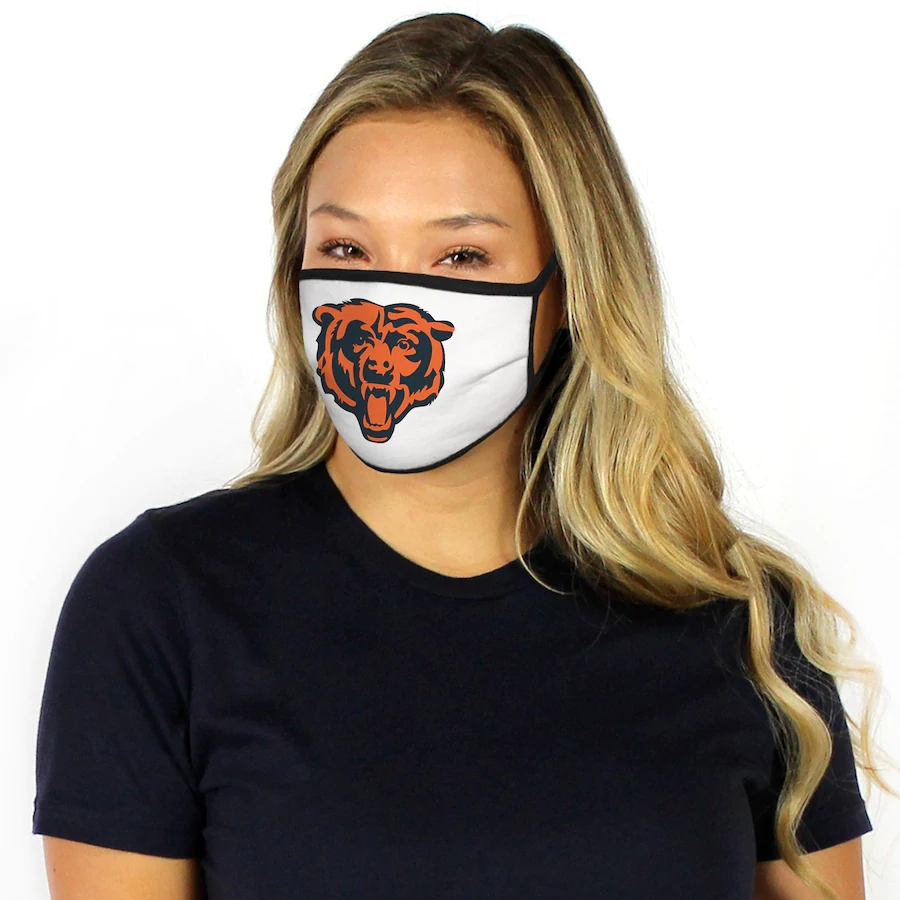Fanatics Branded Chicago Bears Dust mask with filter4