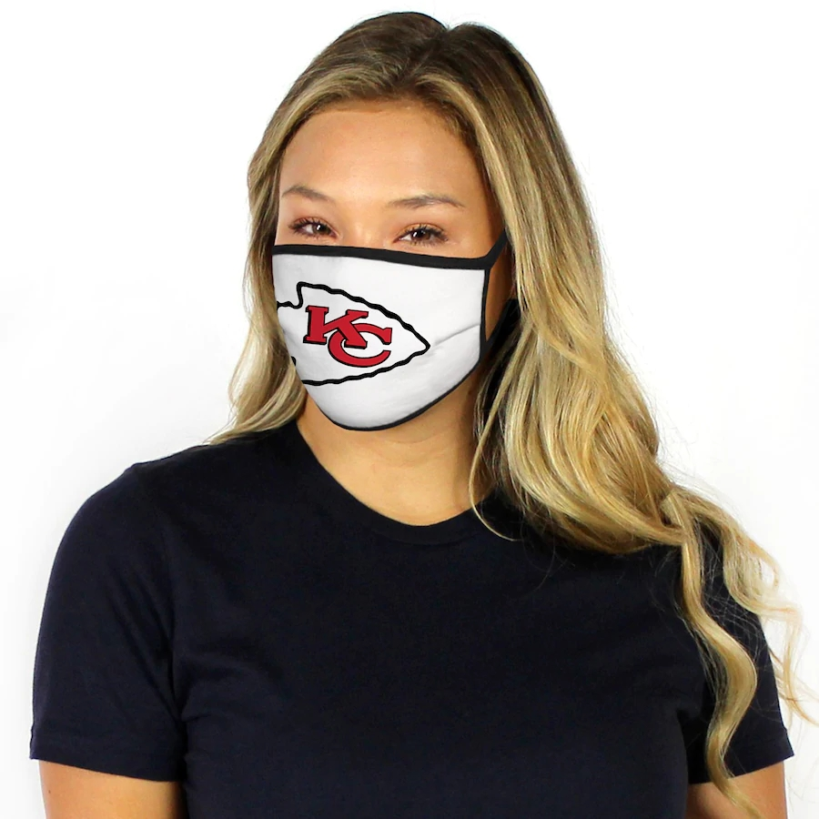 Fanatics Branded Kansas City Chiefs Dust mask with filter9