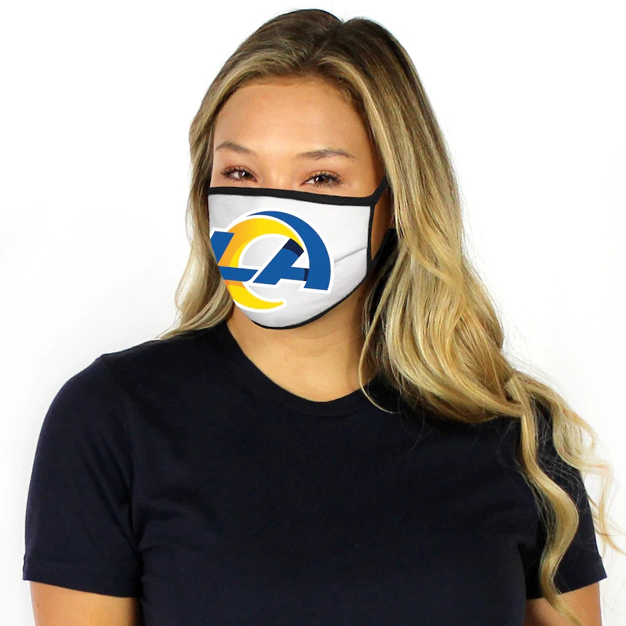Fanatics Branded Los Angeles Rams Dust mask with filter9