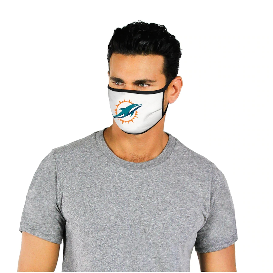 Fanatics Branded Miami Dolphins Dust mask with filter
