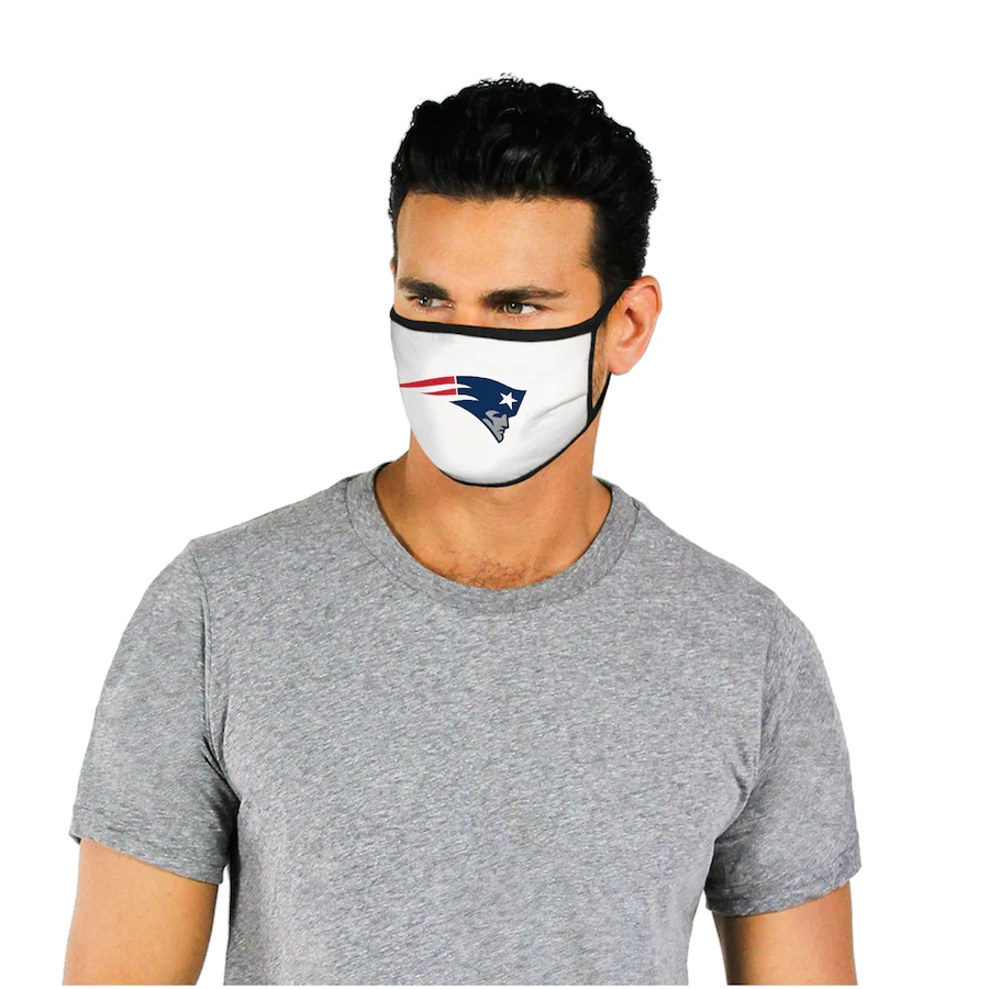 Fanatics Branded New England Patriots Dust mask with filter