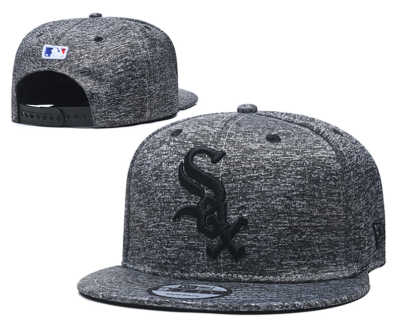2020 MLB Chicago White Sox 03 hat