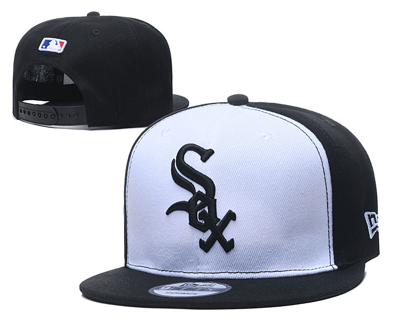 2020 MLB Chicago White Sox 04 hat