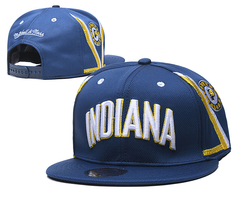 2020 MLB Indiana Pacers 01 hat