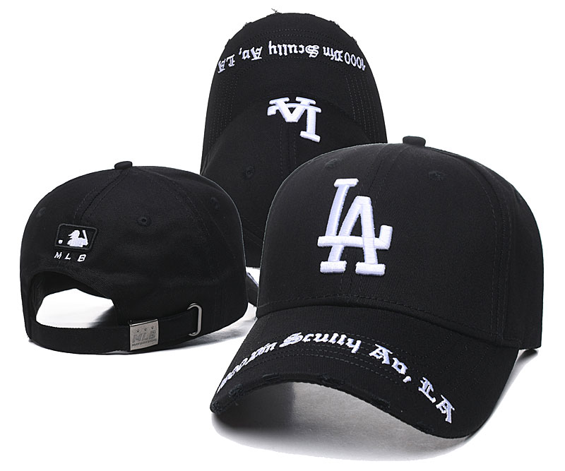 2020 MLB Los Angeles Dodgers 03 hat