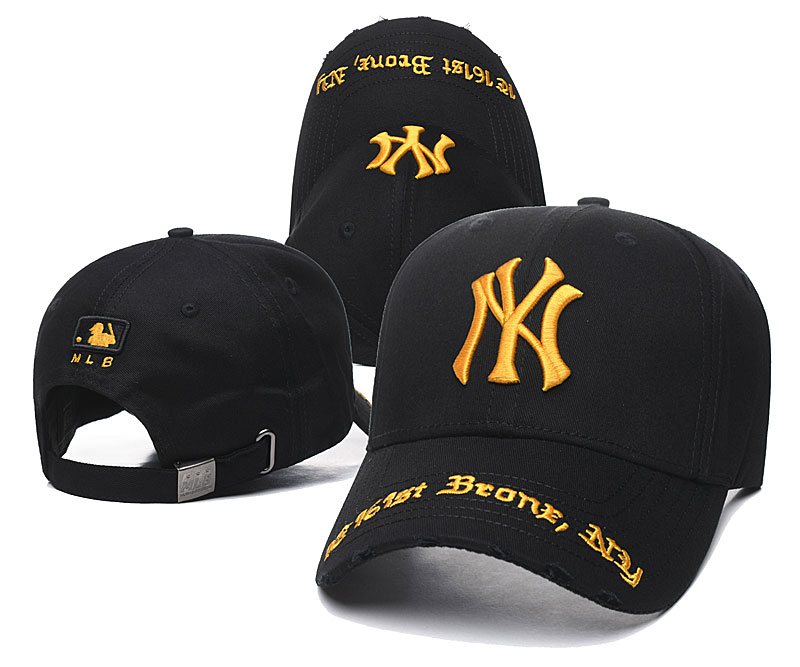 2020 MLB New York Yankees 01 hat