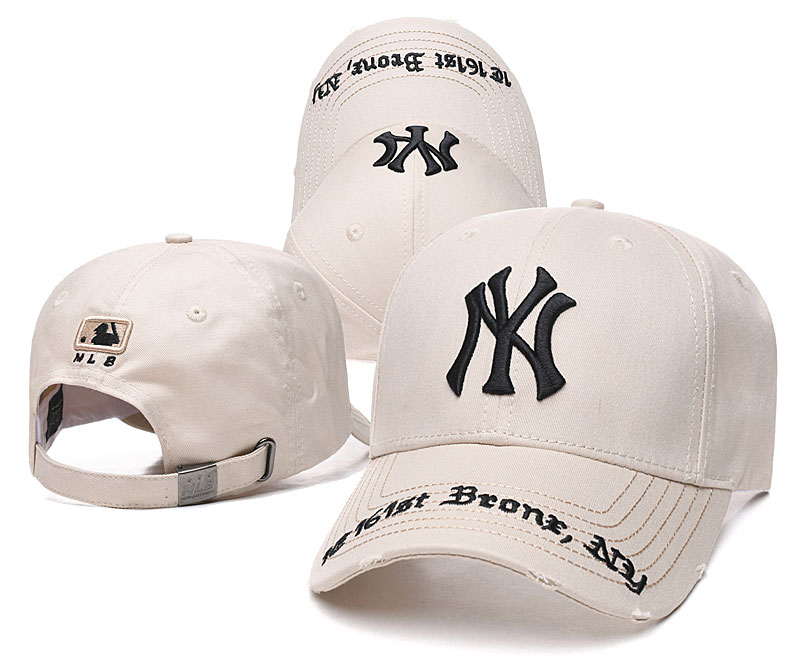 2020 MLB New York Yankees 02 hat