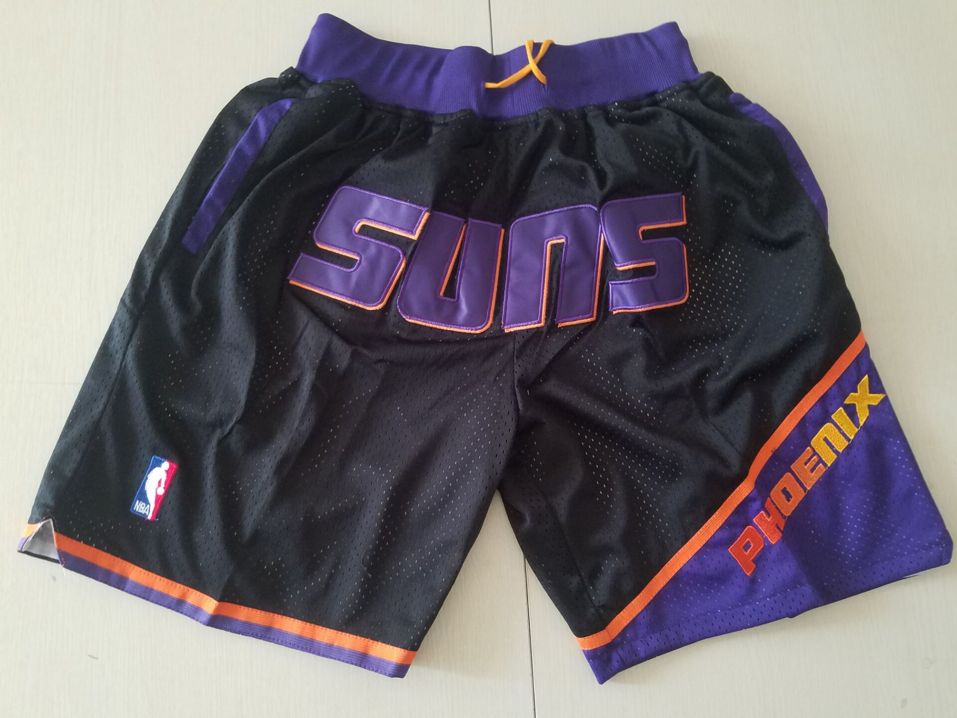 2020 Men NBA Phoenix Suns shorts