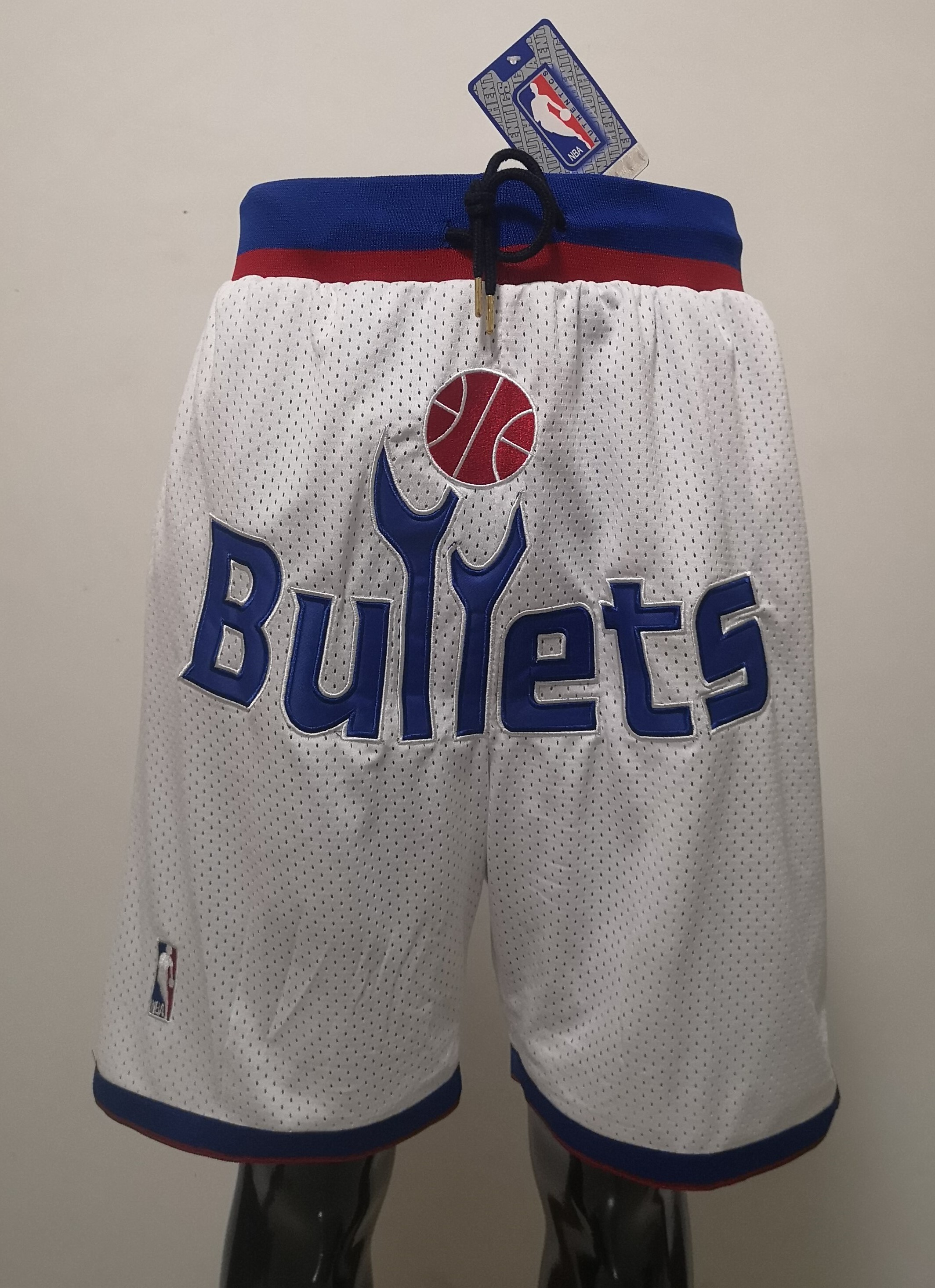 2020 Men NBA Chicago Bulls white 04 shorts