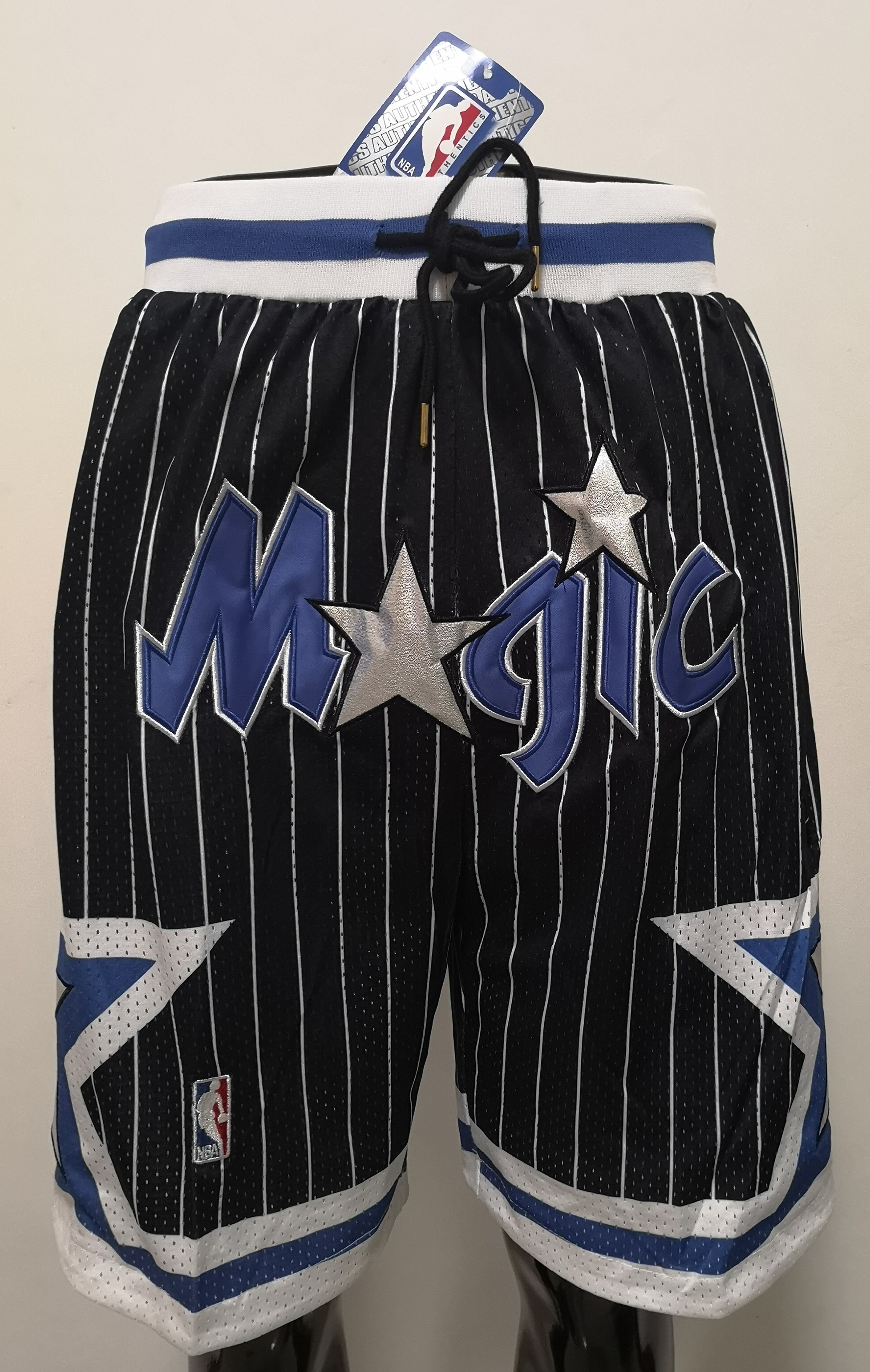 2020 Men NBA Orlando Magic 01 shorts