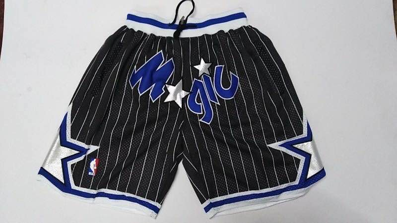 2020 Men NBA Orlando Magic 02 shorts