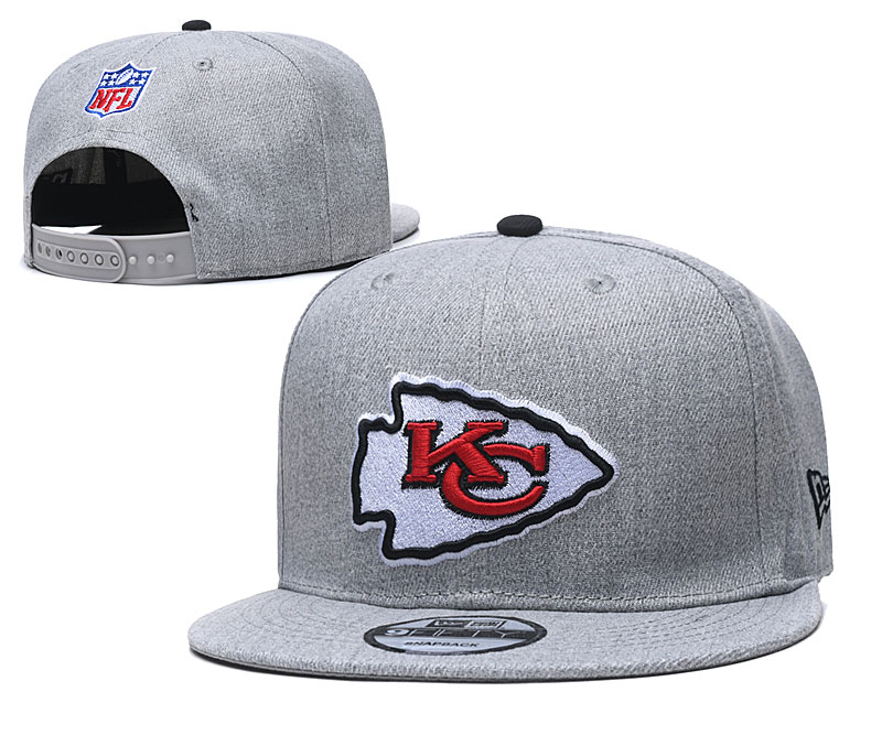 2020 NFL Kansas City Chiefs 01 hat