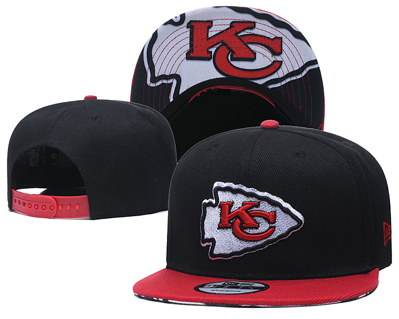 2020 NFL Kansas City Chiefs 02 hat