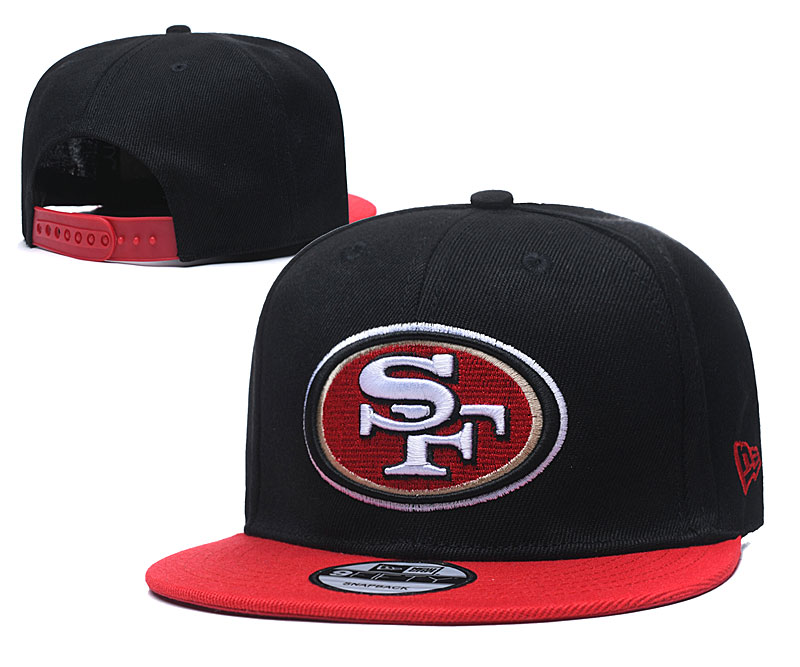 2020 NFL San Francisco 49ers 01 hat