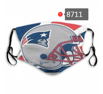 NFL 2020 Houston Texans Dust mask with filter