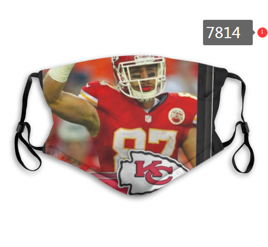 NFL 2020 San Francisco 49ers 61 Dust mask with filter