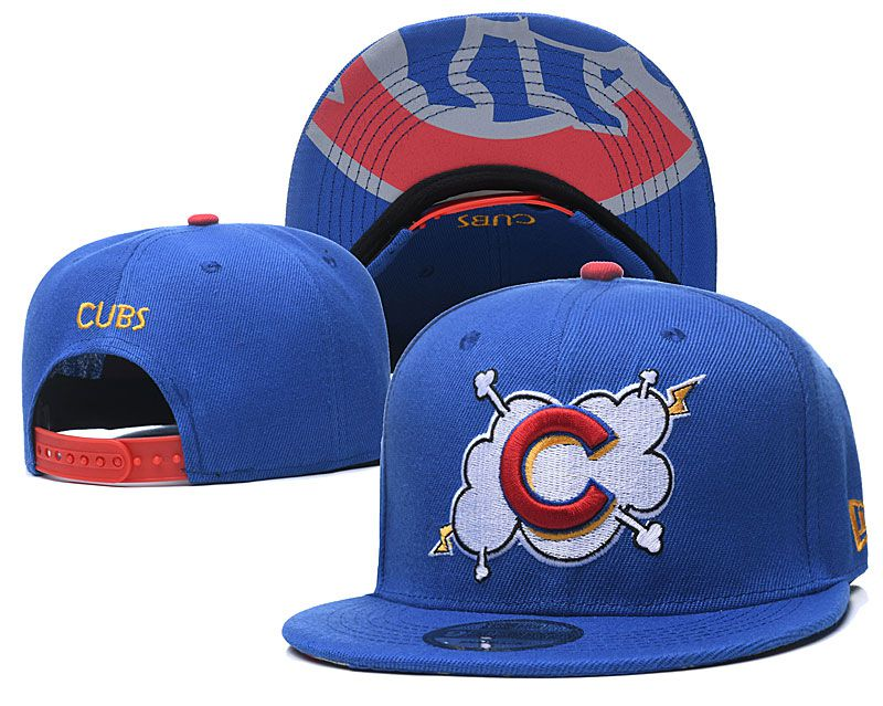 2020 MLB Chicago Cubs hat2020719