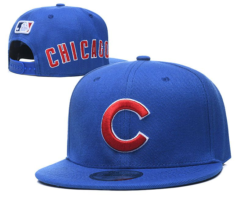 2020 MLB Chicago Cubs hat20207191