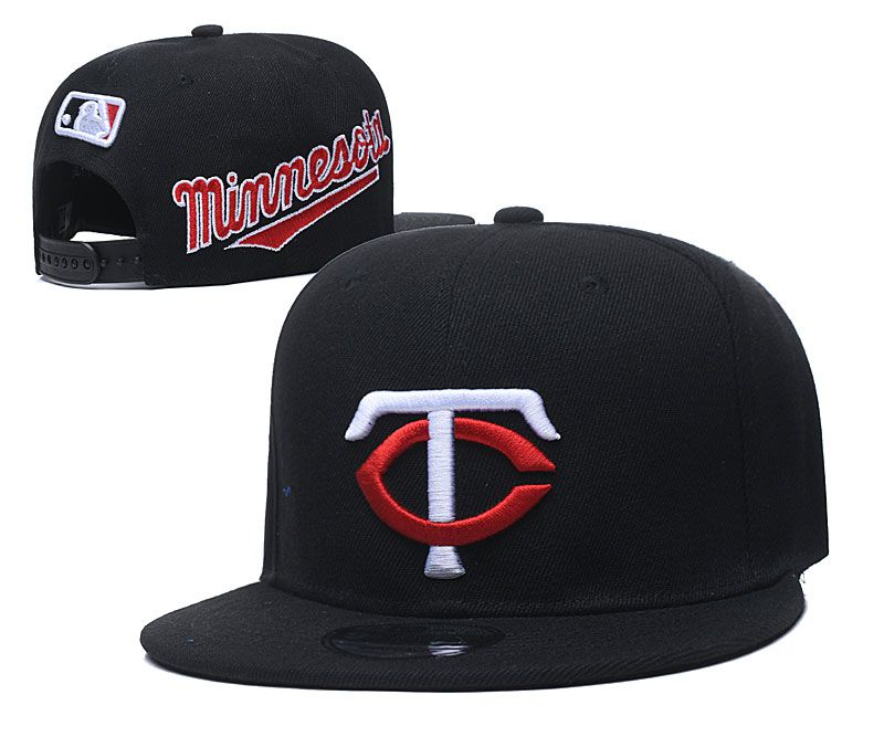 2020 MLB Minnesota Twins hat2020719