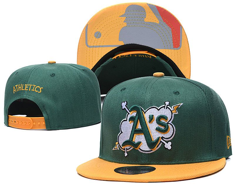 2020 MLB Oakland Athletics hat2020719