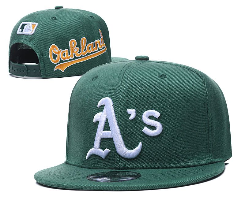 2020 MLB Oakland Athletics hat20207191