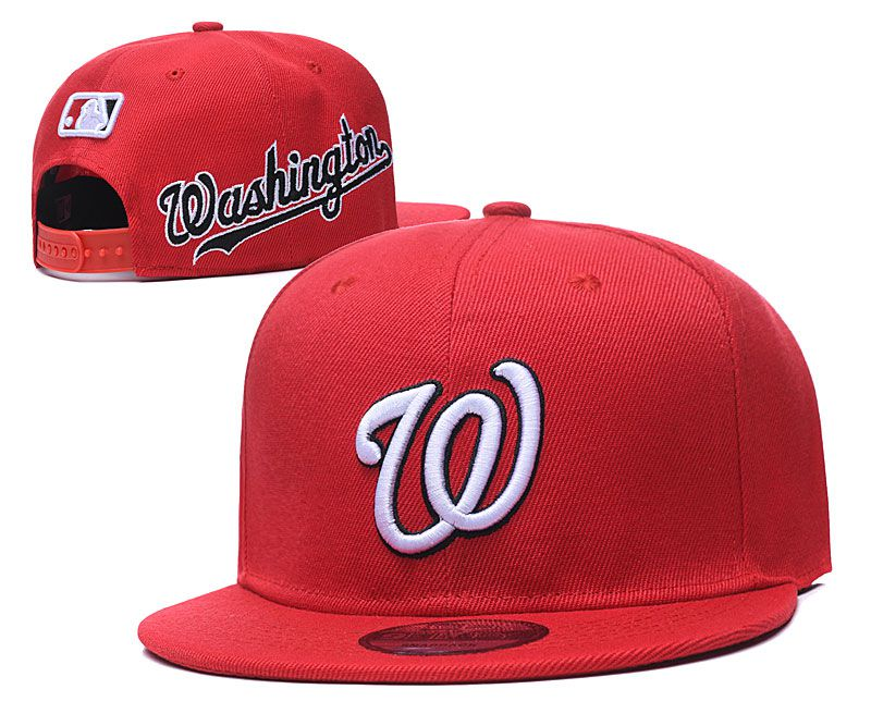 2020 MLB Washington Nationals hat2020719