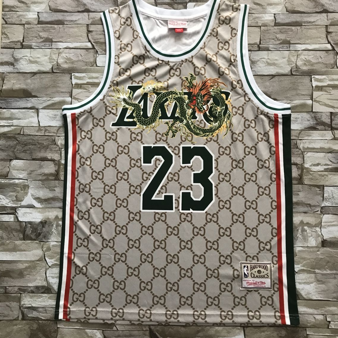 2020 Men Los Angeles Lakers 23 James grey Nike Game NBA Jerseys