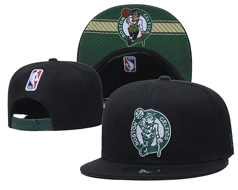 2020 NBA Boston Celtics hat20207191