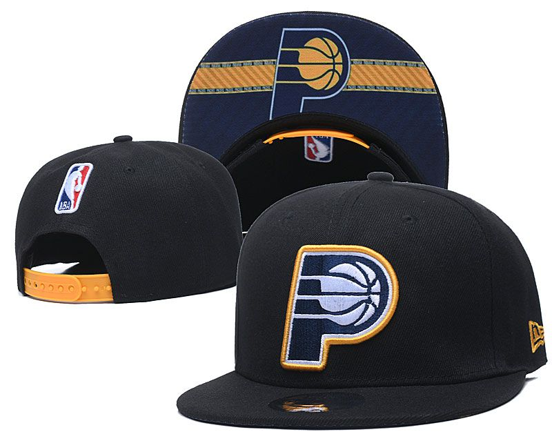 2020 NBA Indiana Pacers hat2020719