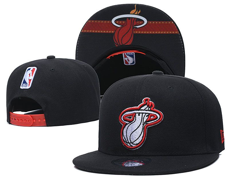 2020 NBA Miami Heat hat2020719
