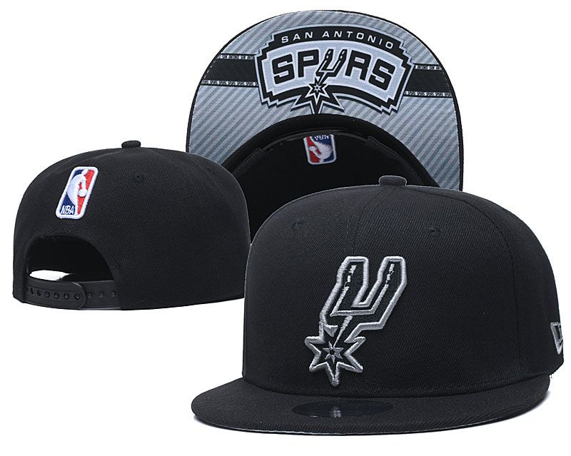 2020 NBA San Antonio Spurs hat2020719