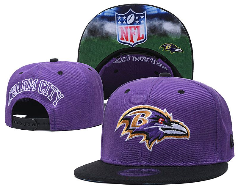 2020 NFL Baltimore Ravens hat2020719