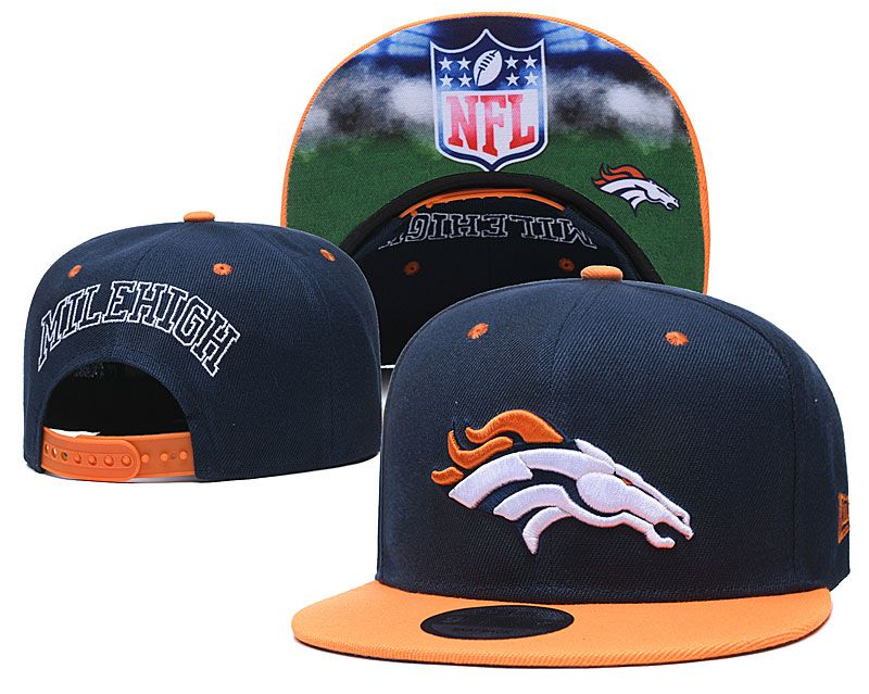2020 NFL Denver Broncos hat2020719