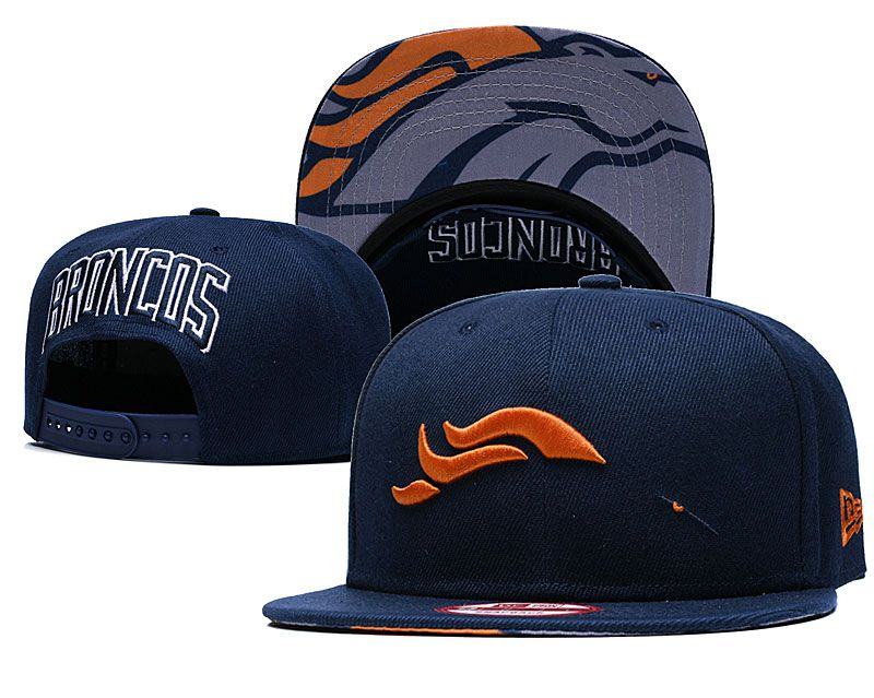 2020 NFL Denver Broncos hat20207191