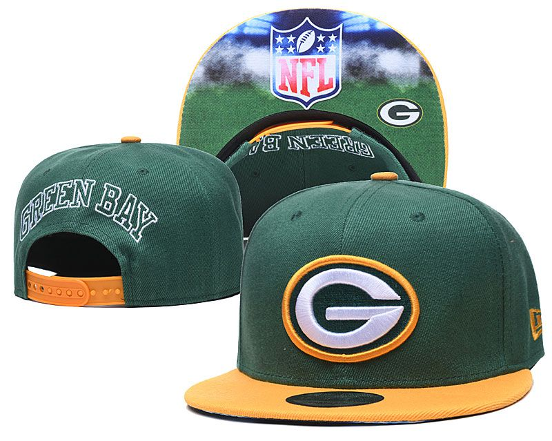 2020 NFL Green Bay Packers hat2020719