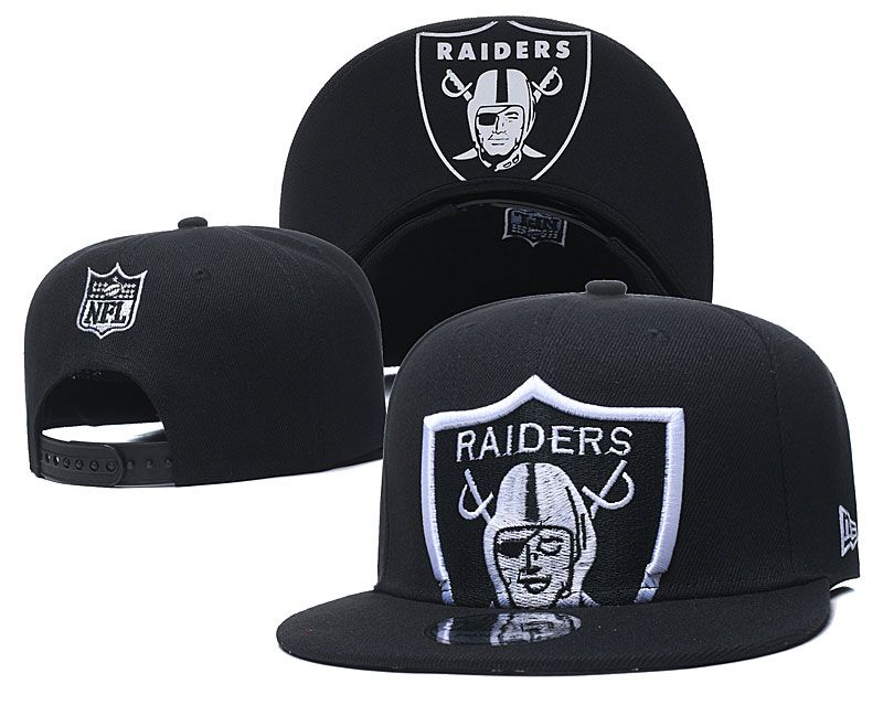 2020 NFL Oakland Raiders hat20207191