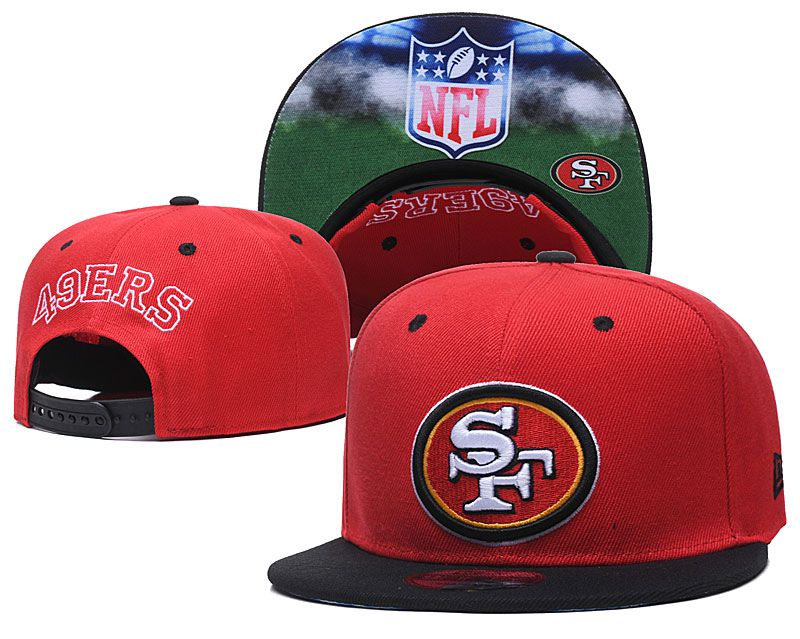 2020 NFL San Francisco 49ers hat2020719