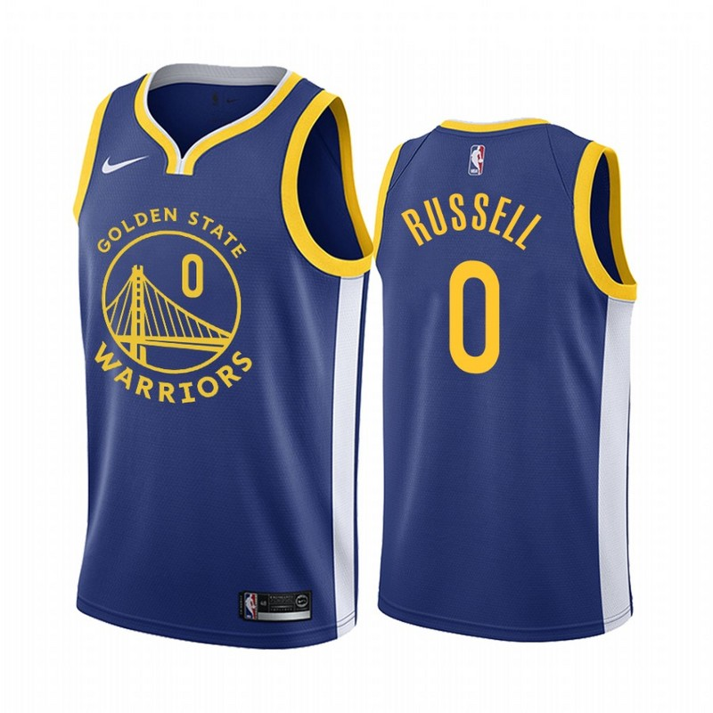 Men Golden State Warriors 0 Cousins Blue Game new Nike NBA Jerseys