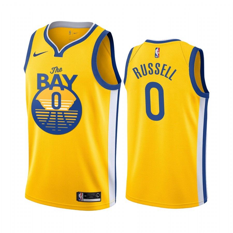 Men Golden State Warriors 30 Curry yellow Game new Nike NBA Jerseys
