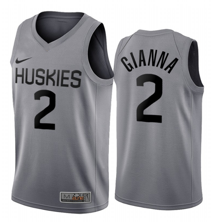 Men NCAA Mamba GIGI 2 Gianna grey jerseys