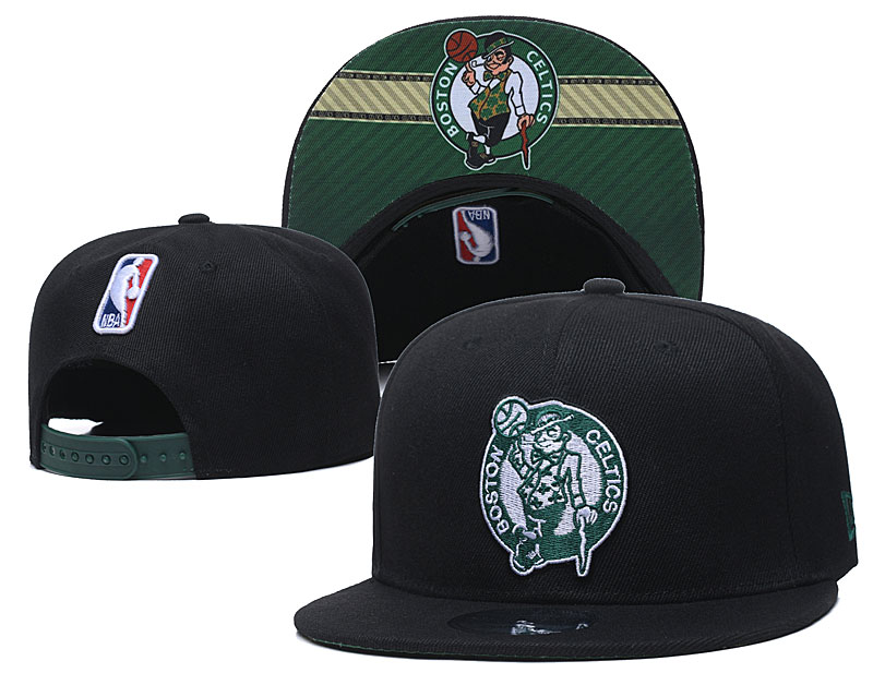 New 2020 NBA Boston Celtics hat