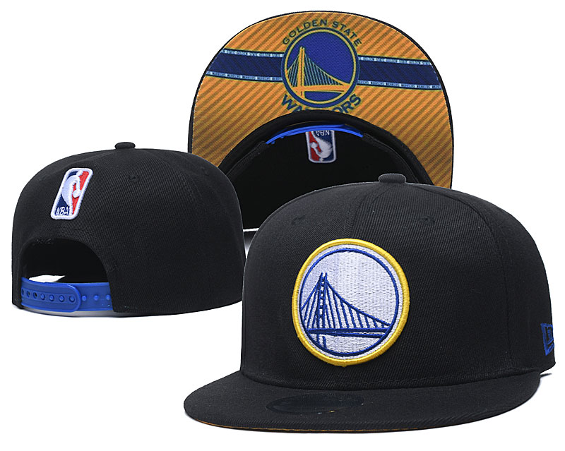 New 2020 NBA Golden State Warriors 2 hat