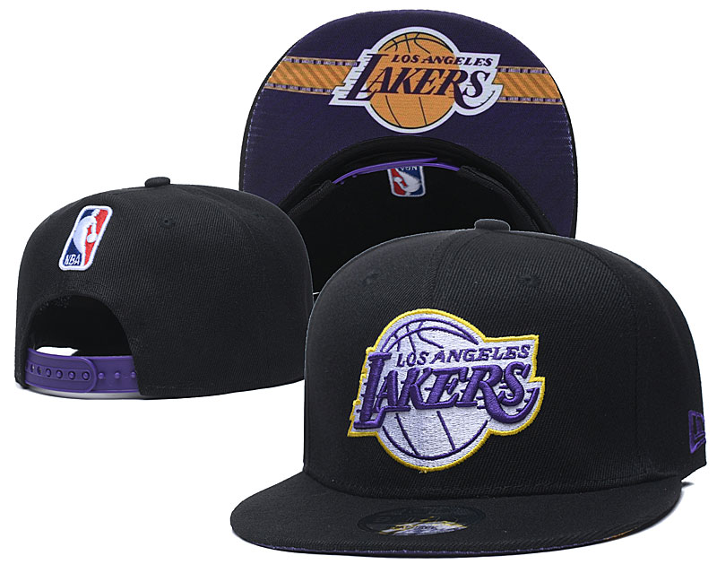 New 2020 NBA Los Angeles Lakers 6 hat