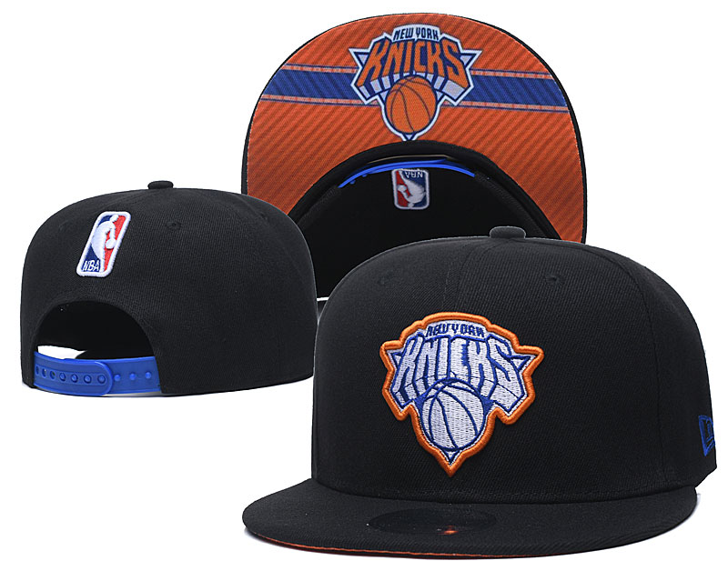 New 2020 NBA New York Knicks 5 hat