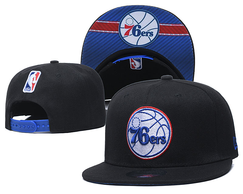 New 2020 NBA Philadelphia 76ers5 hat