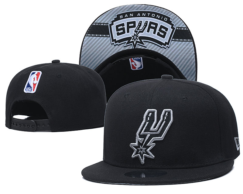 New 2020 NBA San Antonio Spurs hat