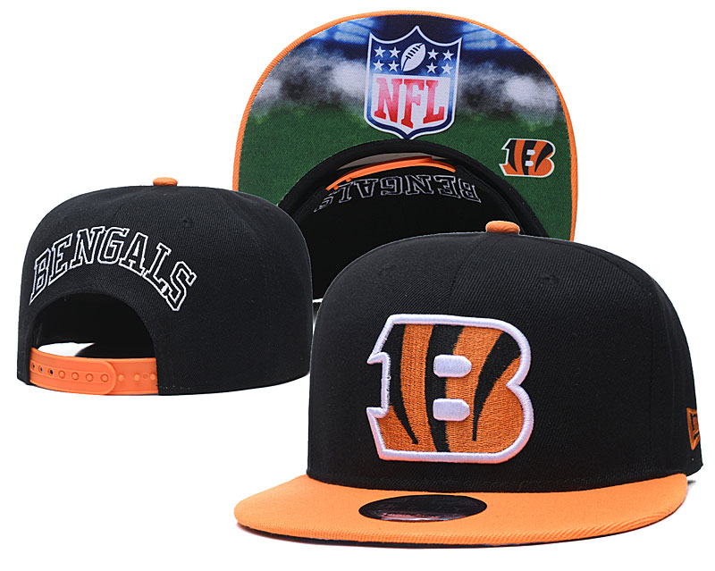New NFL 2020 Cincinnati Bengals hat